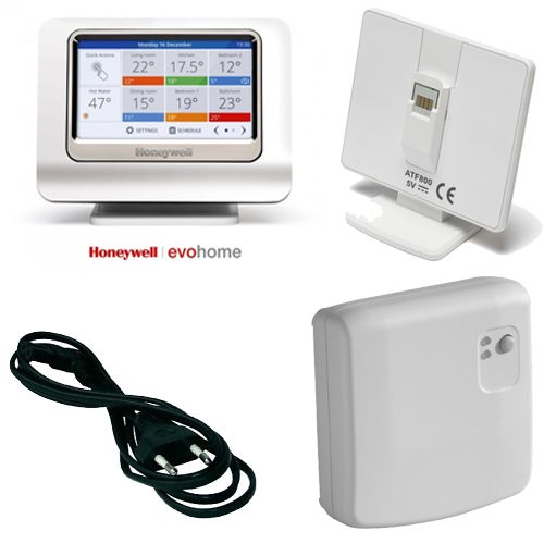 EVOHOME - Controler wireless pentru centrale termice Honeywell